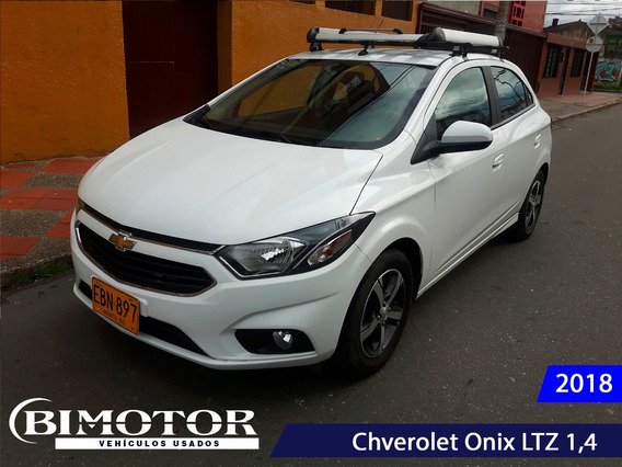 Chevrolet Onix 1.4 Ltz Full Equipo Automático