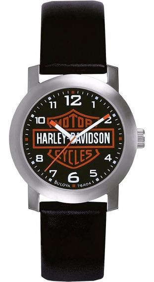Reloj Harley Davidson Decals 76a04 Envío Gratis E-watch