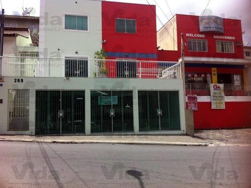 Salão / Subsolo Para Aluguel - 28972