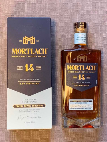 Whisky Mortlach 14 Anos -single Malt