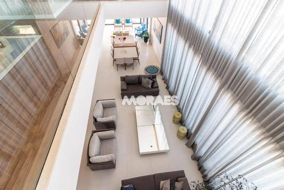 Casa Altíssimo Padrão Com 4 Suítes À Venda, 430 M² Por R$ 2.300.000 - Residencial Lago Sul - Bauru/sp - Ca1639
