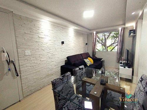 Imagem 1 de 18 de Apartamento Com 2 Dormitórios À Venda, 48 M² Por R$ 235.000,00 - Cidade Líder - São Paulo/sp - Ap3118