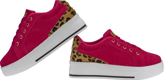 Kit 04 Pr Tênis Feminino Menina + Sneaker Calce Facil Joy´s