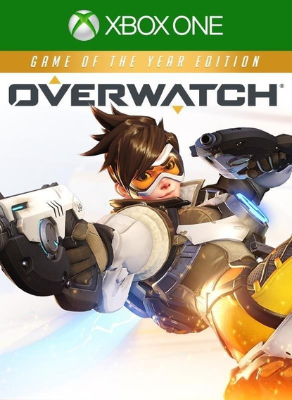 Overwatch Game Of The Year Edition Xbox One Original