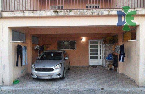 Casa Com 3 Dormitórios À Venda Por R$ 350.000 - Jardim Santa Maria - Jacareí/sp - Ca0178