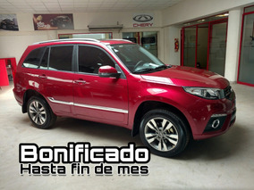 New Chery Tiggo 3 Luxury Cvt *** Bonificado ***