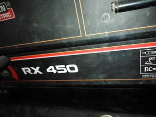 Se Vende Planta De Soldar Lincoln Rx450