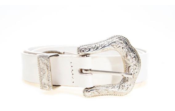 Cinturon Woody Blanco Las Pepas