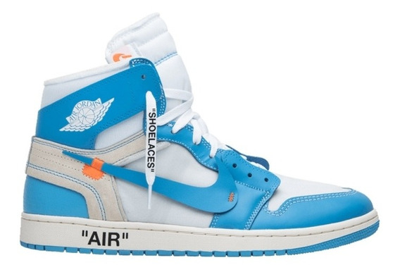 Off White X Air Jordan 1 Retro High