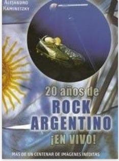 20 Años De Rock Argentino En Vivo
