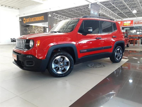 Jeep Renegade 1.8 16v Flex Sport 4p Manual 2015/2016
