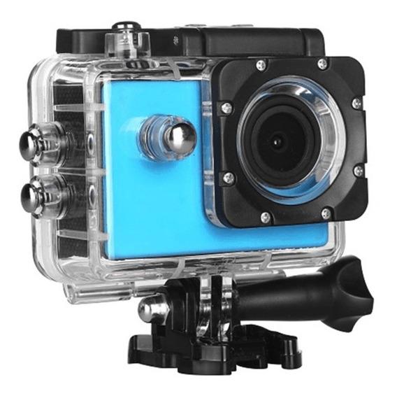 Camara Fotografica Video Deportiva Tipo Go Pro 1080p /e