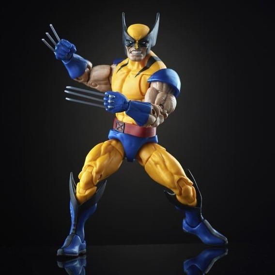 Muñeco Wolverine Luz 16cm Xmen Avengers Niños Juguete Regalo