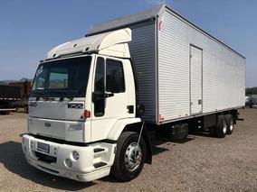 Ford Cargo 1622 - Baú De 10.40m - Fernando
