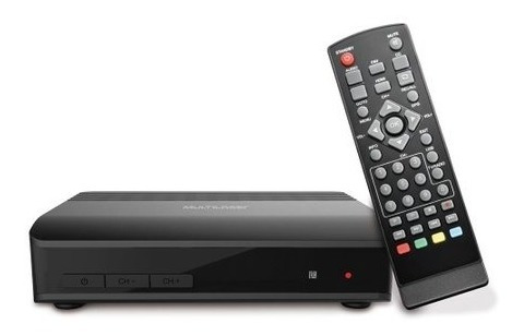 Conversor Tv Digital Full Hd Gravador Multilaser Re219 12x