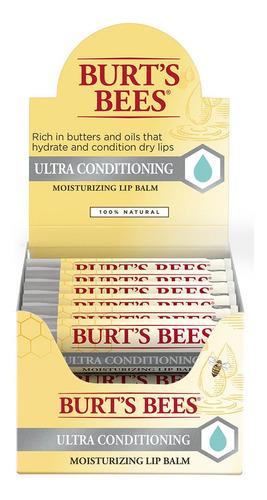 Bálsamo Labial Burts Bees Ultra Conditioning Lipbalm X12