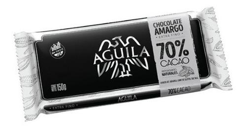 Tableta Chocolate Aguila Al 70% X 150 Gr - Lollipop