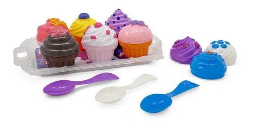 Conjunto De Atividades - Disney - Frozen - Cupcake Toyng