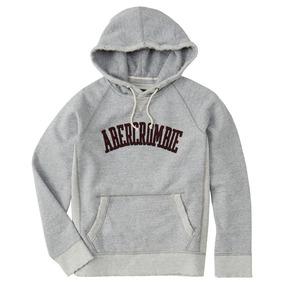 Blusa Moletom Abercrombie Original 100% Original - Tam G P23
