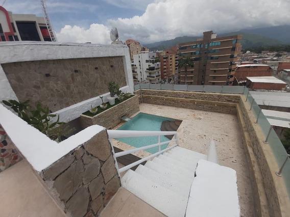 Penthouse De 3 Niveles En El Bosque 0424 3805304