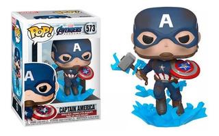 Funko Pop Marvel Capitán América