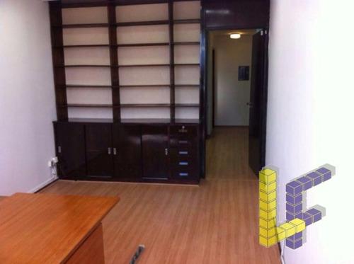 Sala Comercial De 38 M², Com 1 Banheiro E 1 Vaga - 11532