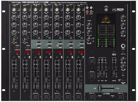 Mesa De Som Mixer Behringer Digital Pro Usb