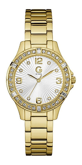 Reloj G By Guess Night Out G89100l1 Dorado Envio Gratis