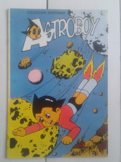 Revista Astroboy Coleccion Aventuras