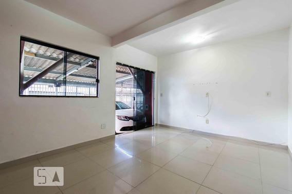 Casa Para Aluguel - Taguatinga, 2 Quartos, 60 - 893111345