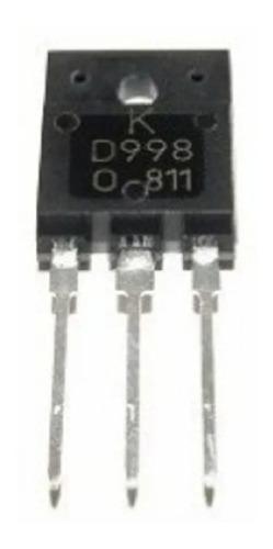 Transistor 2sd998 , 2sd 998 , D998