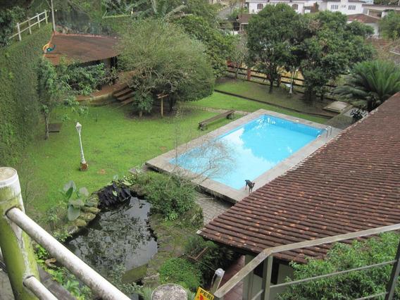 Casa A Venda No Bairro Pitangueiras Em Guarujá - Sp. - En162-1
