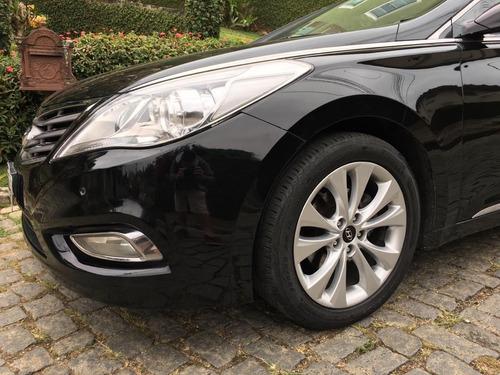 Hyundai Azera Blindado 2012