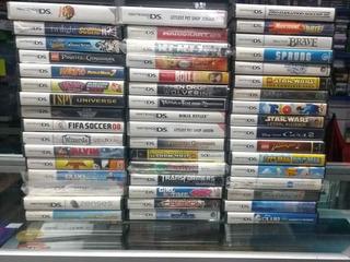 Juegos Usados Nintendo Ds En Caja