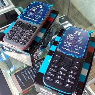 Celular Blu Z5 Teclado Grande Para Idosos Mp3 Fm Promoção
