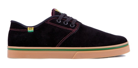 Tenis Hocks Del Mar Black Juana