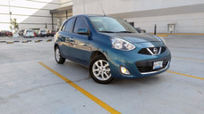 Nissan March Advance 5vel 5p Abs Airbag Bluetooth Seminuevo