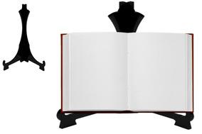 Base Livro Magnific Mdf - Desmontável E Fácil Transportar