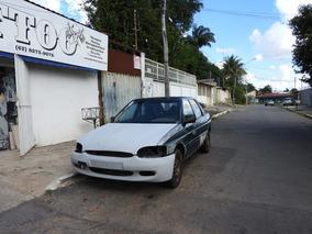 Ford Escort 1998 Em Inicio De Refoprma