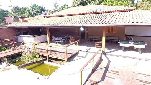 Chácara Com 2 Dormitórios À Venda, 1500 M² - Parque Xangrilá - Campinas/sp - Ch0083