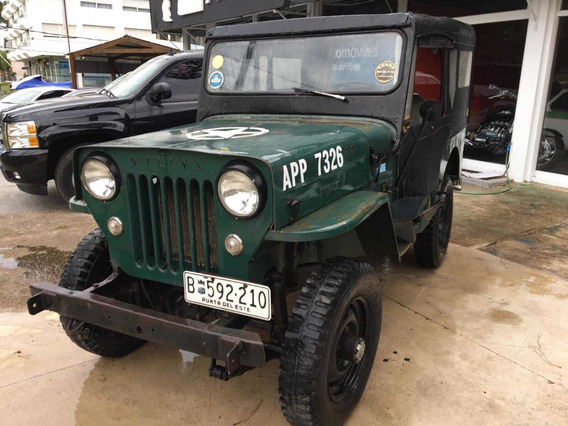 Jeep Willys Motors Inc 4x4 Nafta