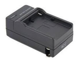 Carregador Para Bateria Sony Np F550 F750 F950