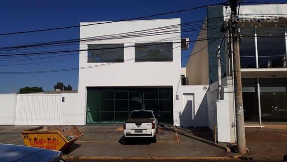 Prédio Para Alugar, 364 M² Por R$ 12.000,00/mês - Alto Da Boa Vista - Ribeirão Preto/sp - Pr0037