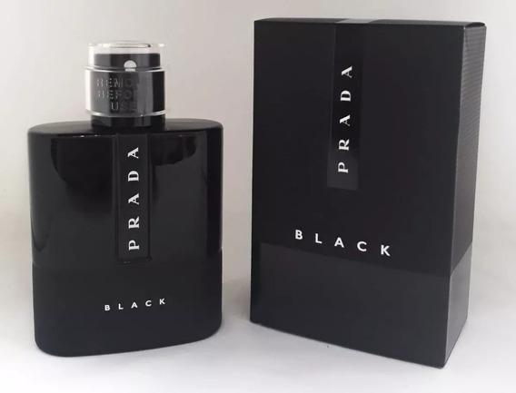 Prada Luna Rossa Black Masculino Eau De Parfum 100ml