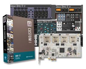 Universal Audio Uad-2 Quad Custom + 15 Plugins