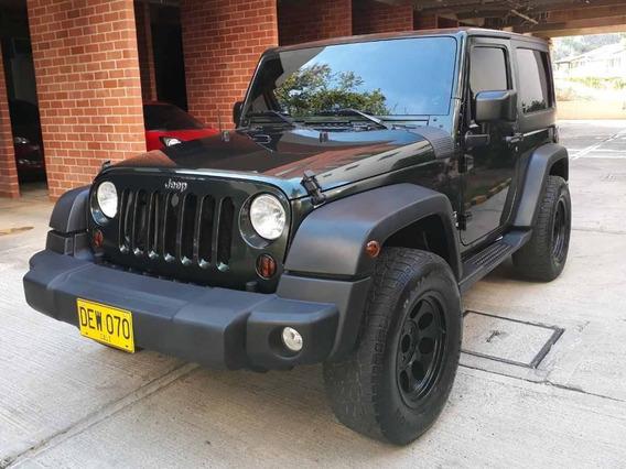 Jeep Wrangler 2011 Excelente Estado Full Ven-permuto-cambio