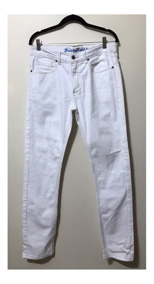 Calça Jeans Claro Brooksfield Tam 42 Masculino Strech