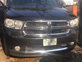 Dodge Durango Crew Luxe V6 At 2012