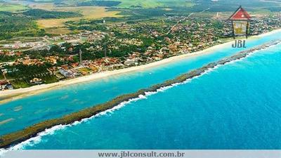 Terrenos Na Praia À Venda Em Barra De São Miguel/al - Compre O Seu Terrenos Na Praia Aqui! - 1220198