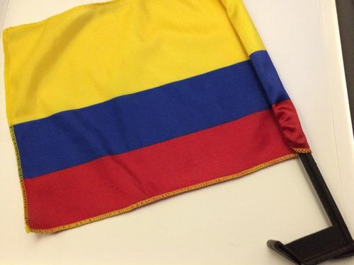 Banderines De Colombia Para Carro